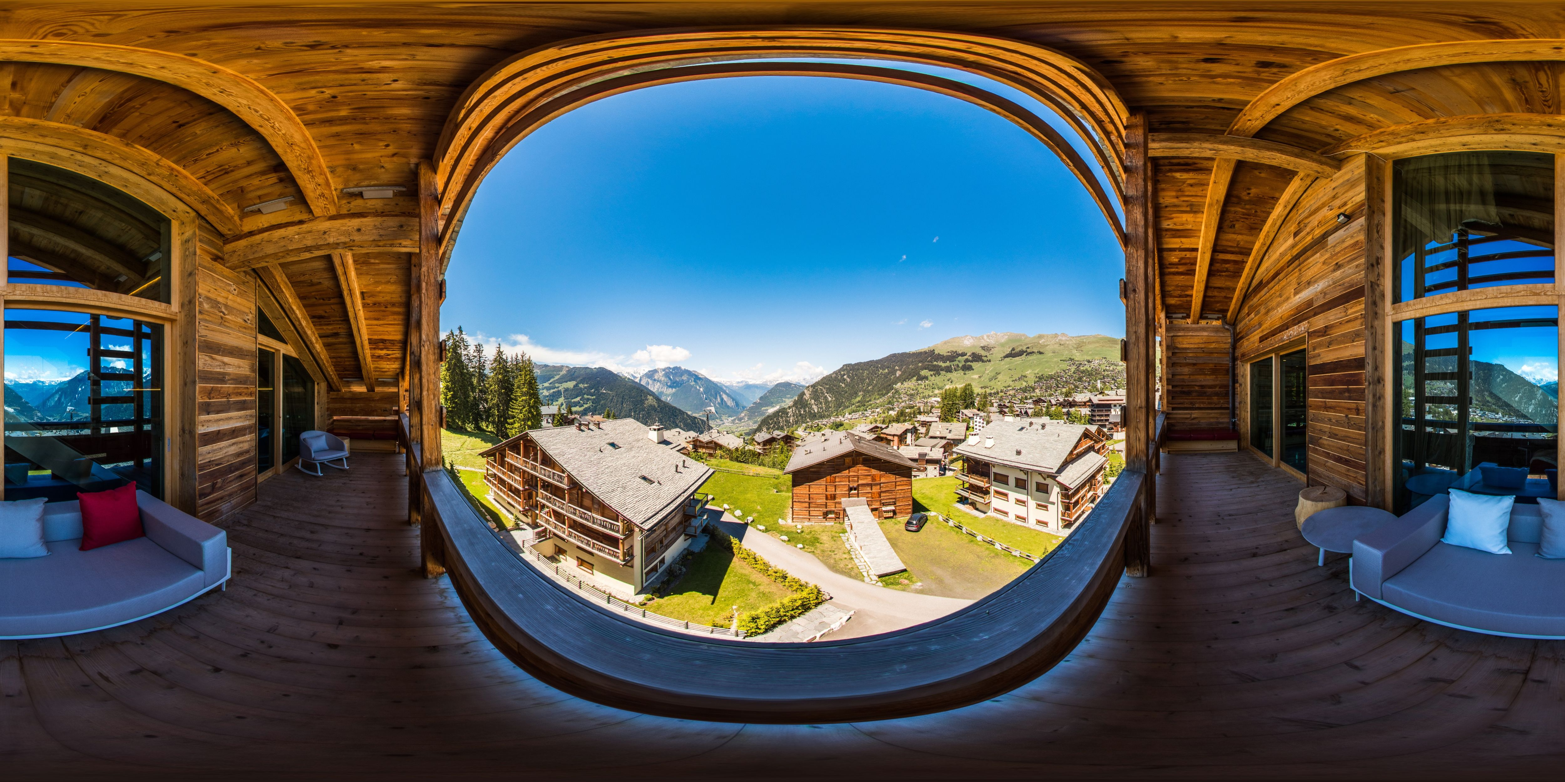 Hotels in Swiss Alps