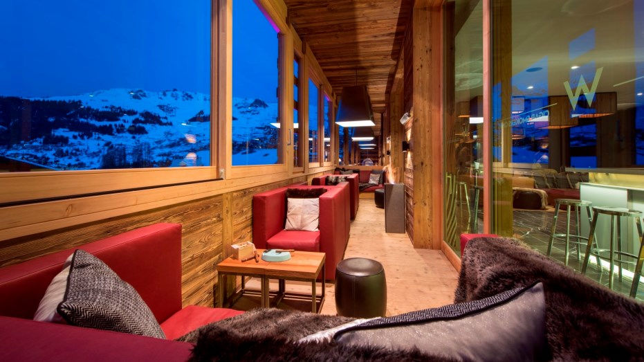 W Living Room. Cigar Lounge Verbier Part 92