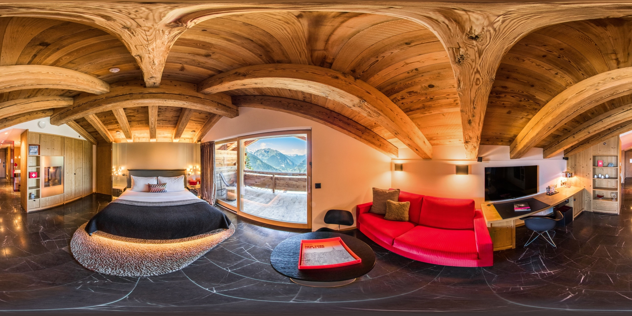 Design Hotel in the Alps
