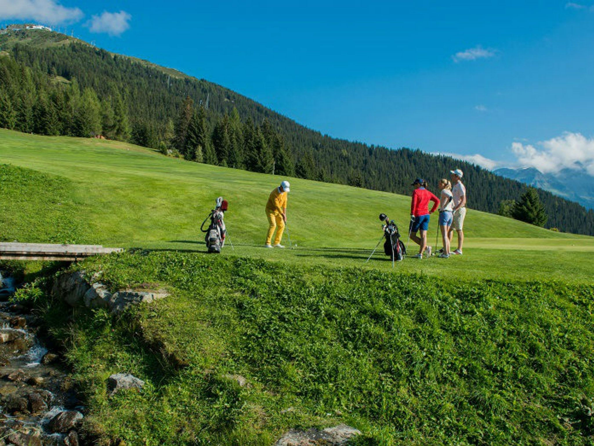 Verbier Golf Club | © Alpimages