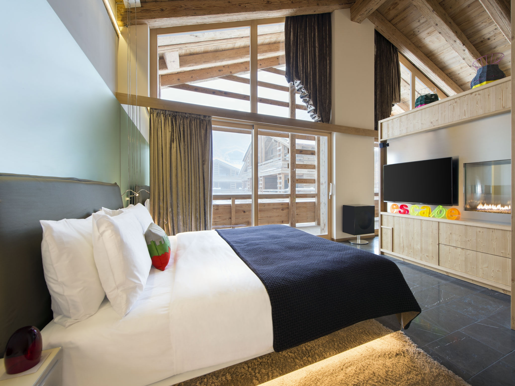 Luxury Ski Resort Verbier