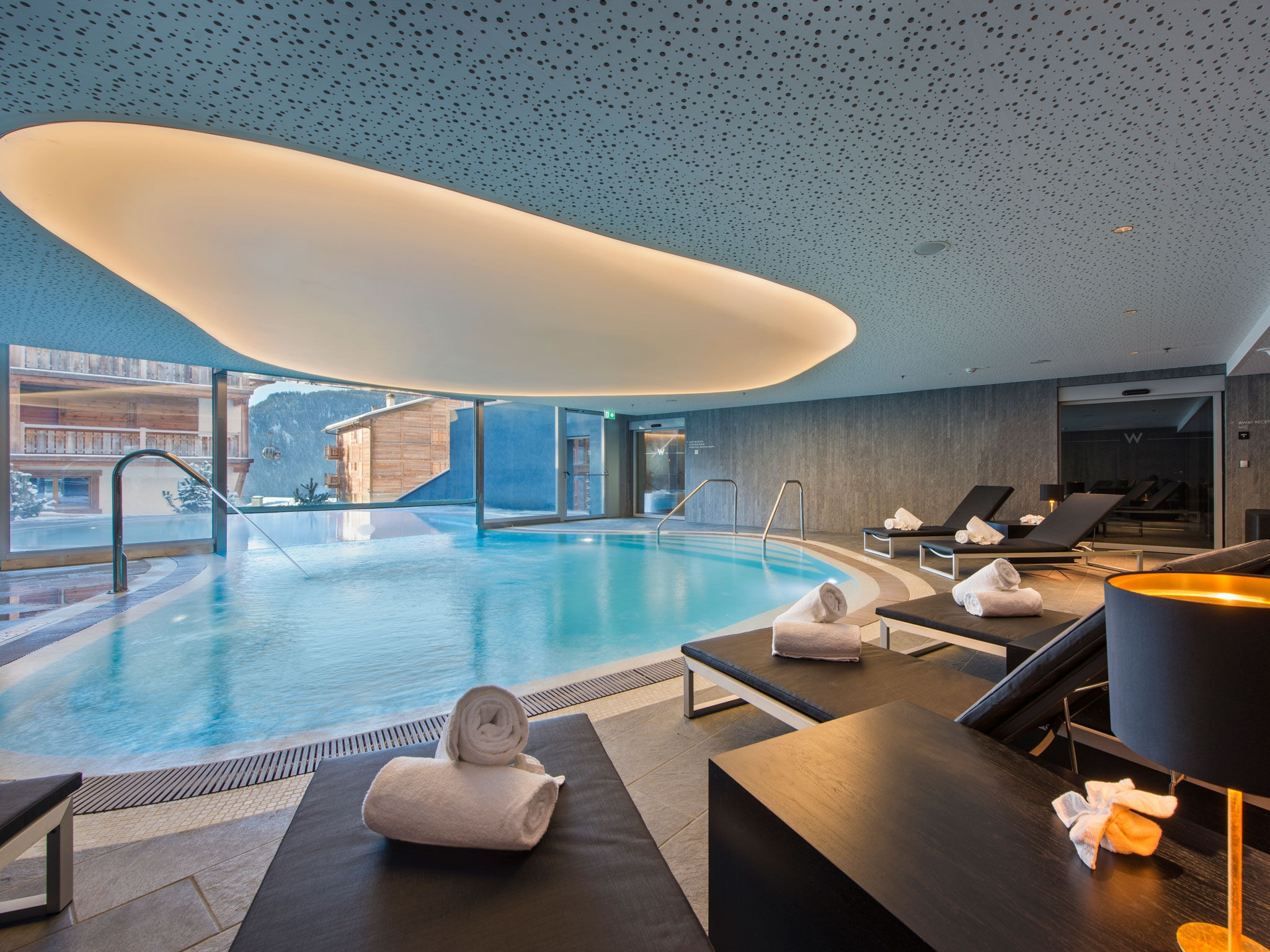 WET® Pool at W Verbier